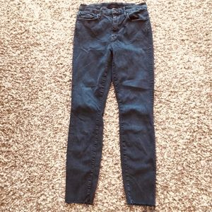 Mother The Looker Fray HW Pretty Please Jeans Sz28